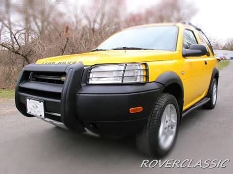2003 Land Rover Freelander for sale at Isuzu Classic - Other Inventory in Cream Ridge NJ