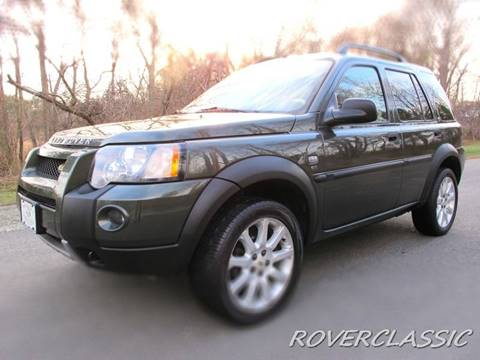 2005 Land Rover Freelander for sale at Isuzu Classic - Other Inventory in Cream Ridge NJ