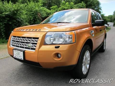2008 Land Rover LR2 for sale at Isuzu Classic in Cream Ridge NJ
