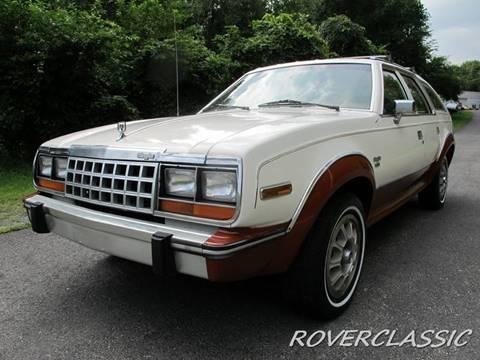 1983 AMC Eagle 30 for sale at Isuzu Classic in Cream Ridge NJ