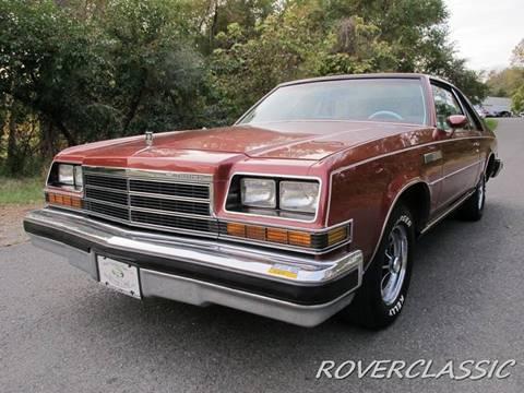 1978 Buick LeSabre Turbo Coupe for sale at Isuzu Classic in Cream Ridge NJ