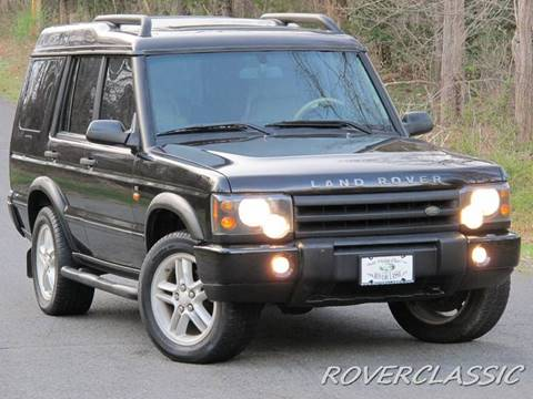 Land Rover Discovery 2 >> Used Land Rover Discovery Series Ii For Sale In Natchez Ms