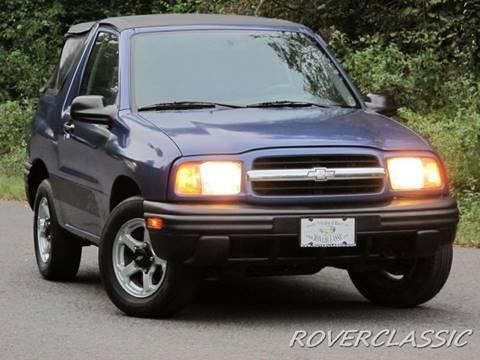 1999 Chevrolet Tracker for sale in Cream Ridge, NJ