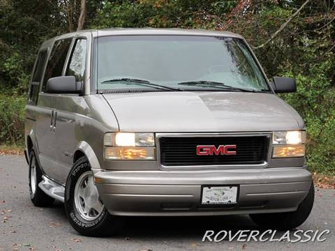 2002 GMC Safari for sale in Cream Ridge, NJ