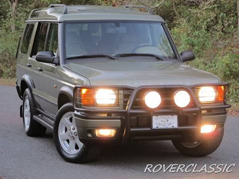 2001 Land Rover Discovery Series II for sale in Cream Ridge, NJ