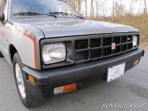 1984 Isuzu Pickup