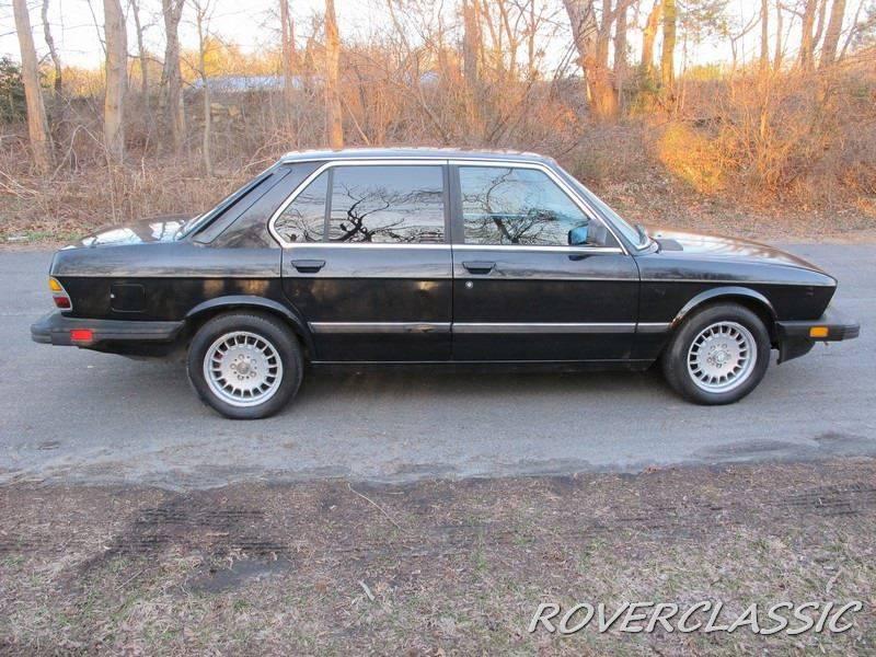 1988 BMW 5 Series 535i 4dr Sedan - Cream Ridge NJ