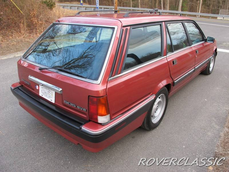 1991 Peugeot 505 SW8 - Cream Ridge NJ