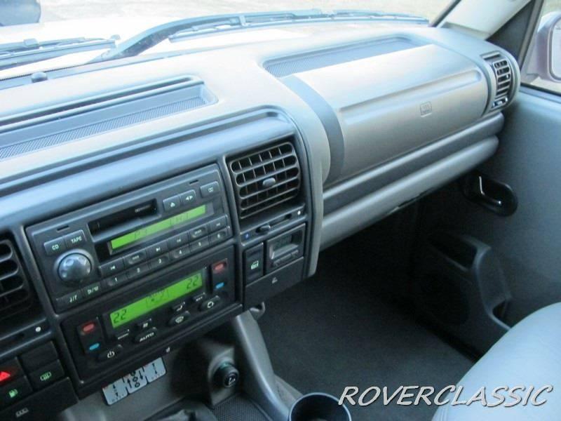 2000 Land Rover Discovery Series II AWD 4dr SUV - Cream Ridge NJ