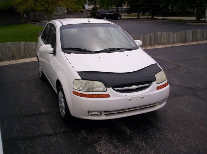 2006 Chevrolet Aveo LS 4dr Sedan - Loves Park IL