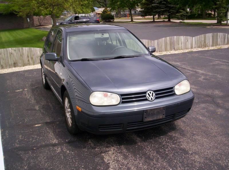 2004 Volkswagen Golf GLS 4dr Hatchback - Loves Park IL