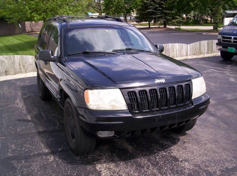 1999 Jeep Grand Cherokee 4dr Limited 4WD SUV - Loves Park IL