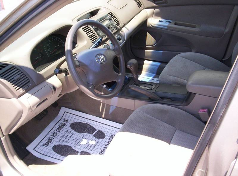 2003 Toyota Camry LE 4dr Sedan - Loves Park IL