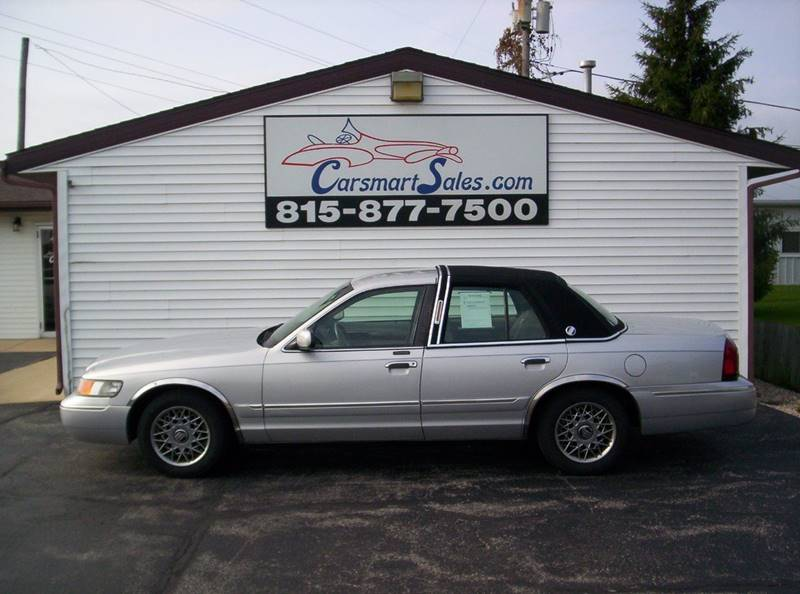 2001 Mercury Grand Marquis GS 4dr Sedan - Loves Park IL
