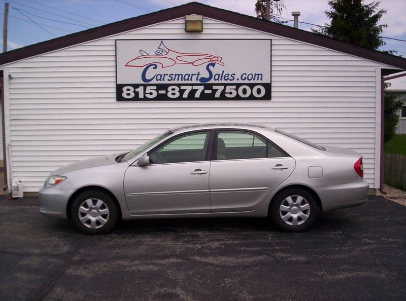 2002 Toyota Camry LE 4dr Sedan - Loves Park IL