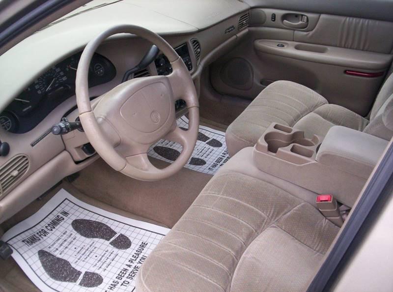 2001 Buick Century Custom 4dr Sedan - Loves Park IL