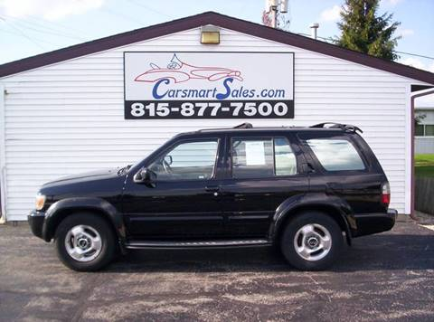 1999 Infiniti QX4 for sale in Loves Park, IL