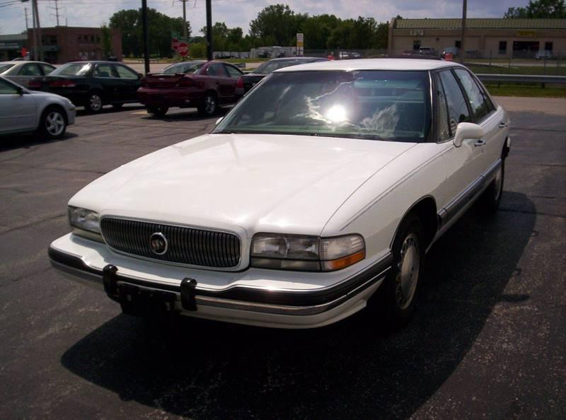 1996 Buick LeSabre Custom 4dr Sedan - Loves Park IL