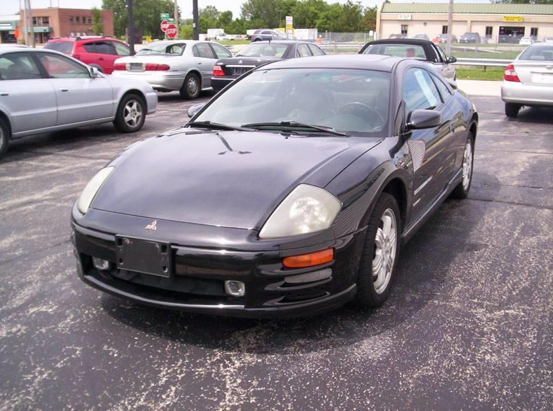 2000 Mitsubishi Eclipse GT 2dr Hatchback - Loves Park IL
