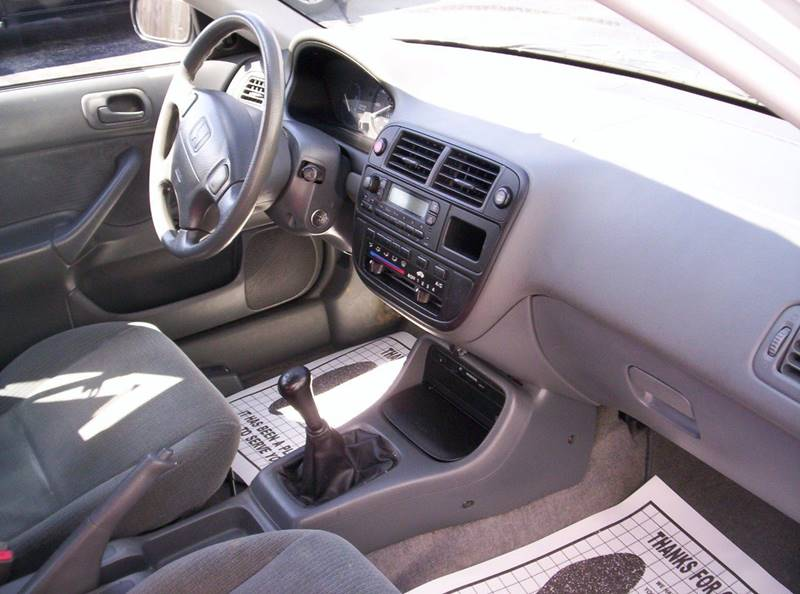 1997 Honda Civic DX 4dr Sedan - Loves Park IL