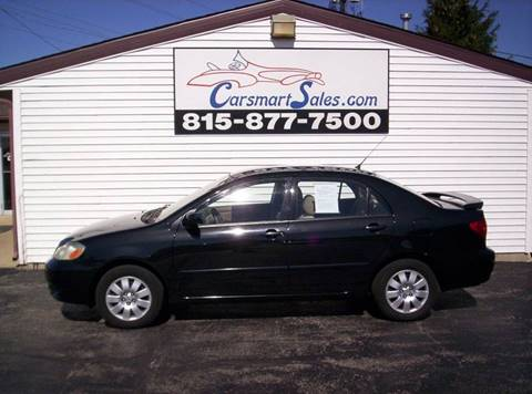 2003 Toyota Corolla for sale in Loves Park, IL