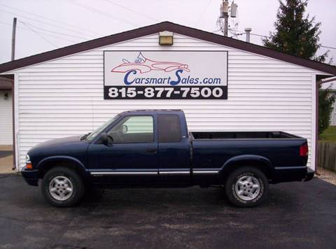2001 Chevrolet S-10 for sale in Loves Park, IL