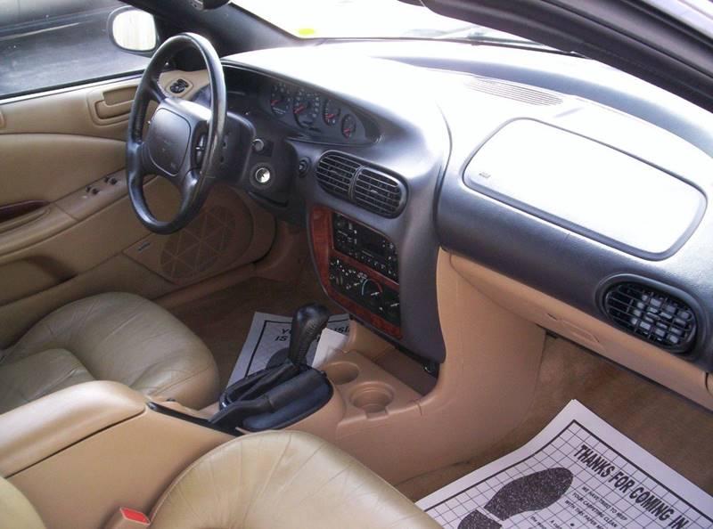 1998 Chrysler Sebring JXi 2dr Convertible - Loves Park IL