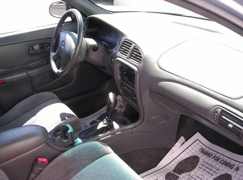 2000 Oldsmobile Intrigue GX 4dr Sedan - Loves Park IL