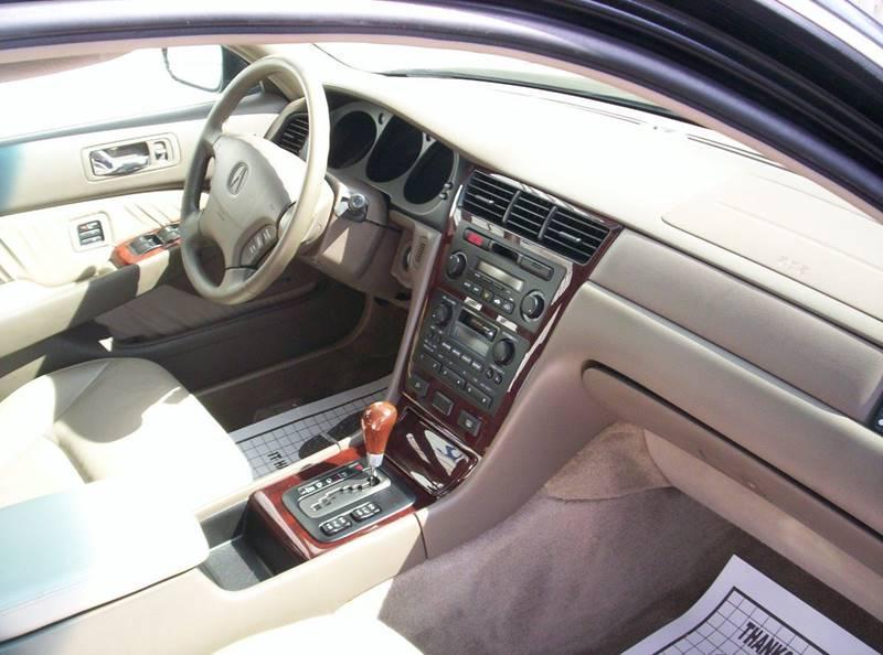 2002 Acura RL 3.5 4dr Sedan - Loves Park IL