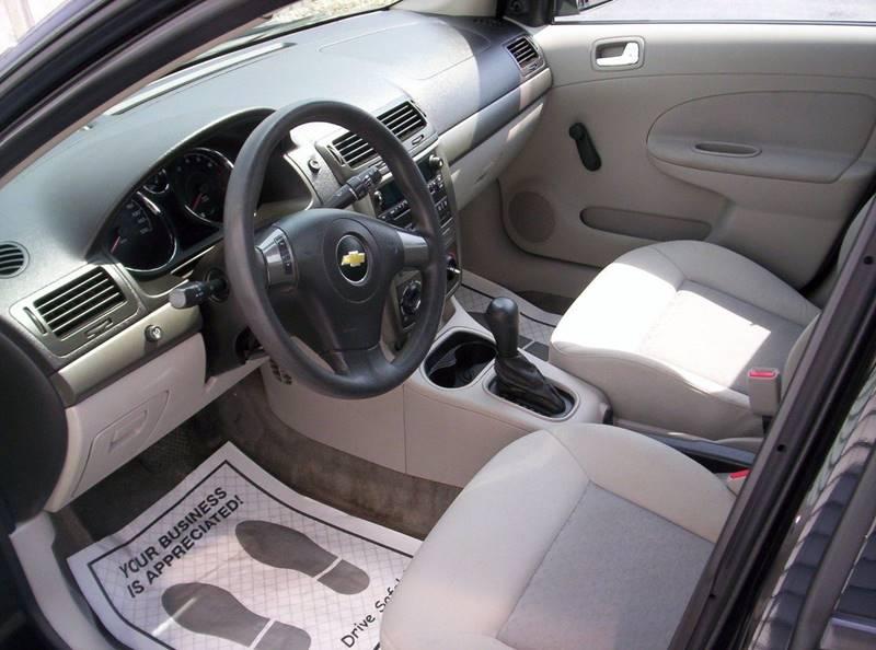 2009 Chevrolet Cobalt LS 4dr Sedan w/ 1LS - Loves Park IL