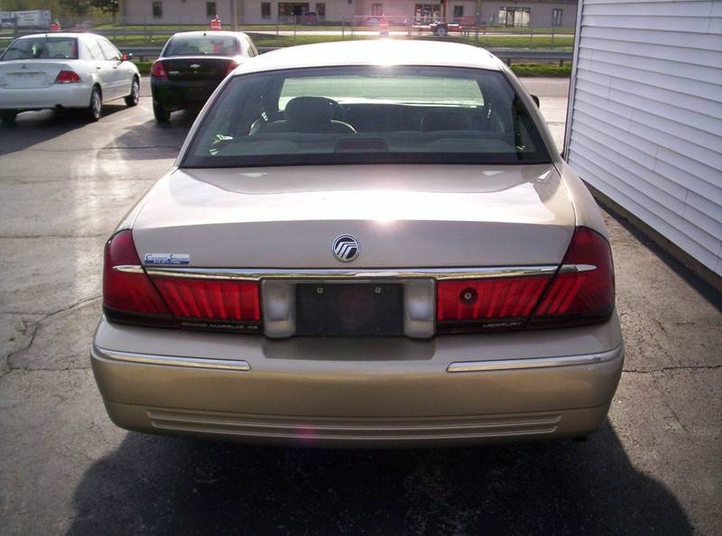 1999 Mercury Grand Marquis GS 4dr Sedan - Loves Park IL
