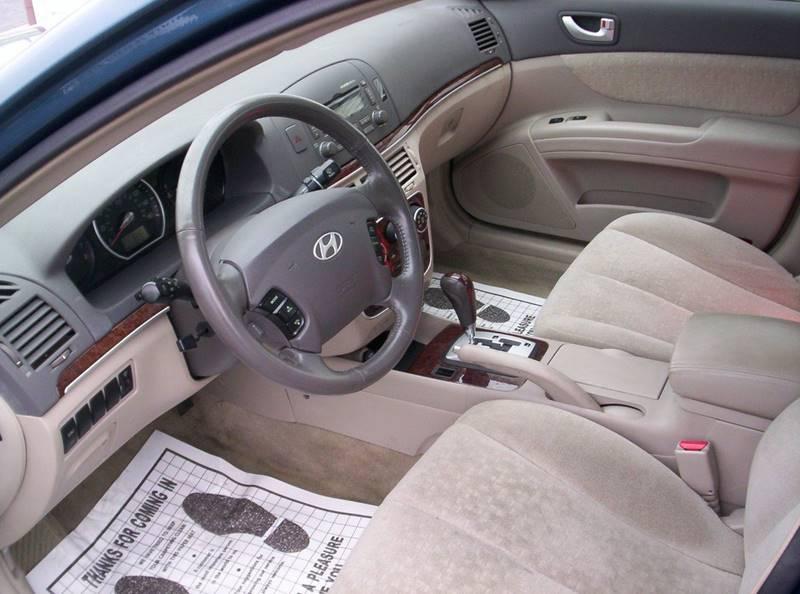 2006 Hyundai Sonata GLS V6 4dr Sedan - Loves Park IL