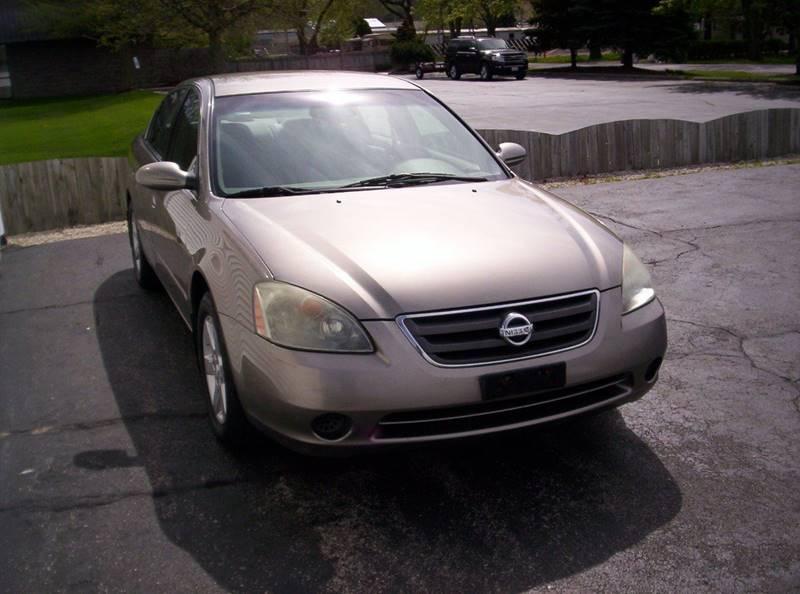 2002 Nissan Altima 2.5 S 4dr Sedan - Loves Park IL