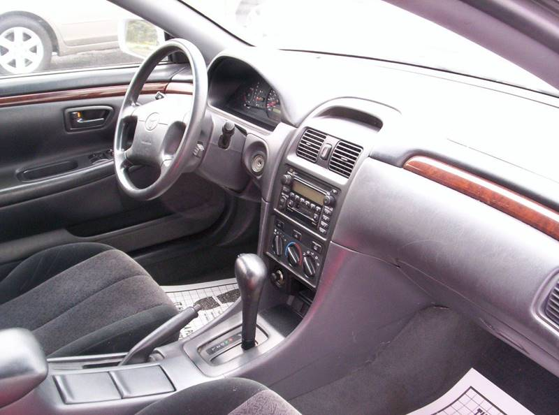 2001 Toyota Camry Solara SE 2dr Coupe - Loves Park IL