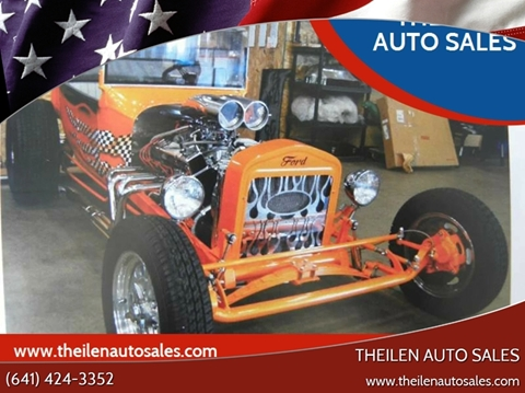 1923 Ford Model T for sale in Clear Lake, IA