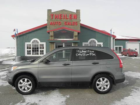2011 Honda CR-V for sale at THEILEN AUTO SALES in Clear Lake IA