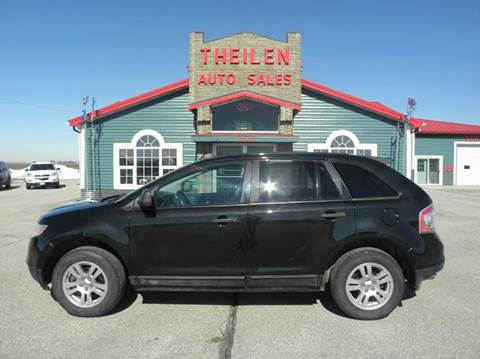 2010 Ford Edge for sale at THEILEN AUTO SALES in Clear Lake IA
