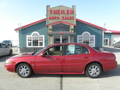 2004 Buick LeSabre for sale at THEILEN AUTO SALES in Clear Lake IA