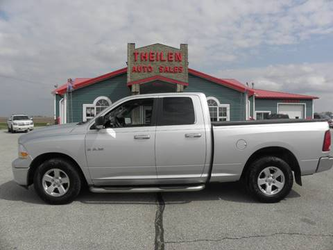 2010 Dodge Ram Pickup 1500 for sale in Clear Lake, IA