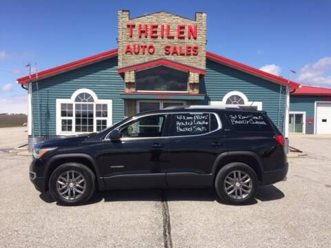 2017 GMC Acadia for sale at THEILEN AUTO SALES in Clear Lake IA