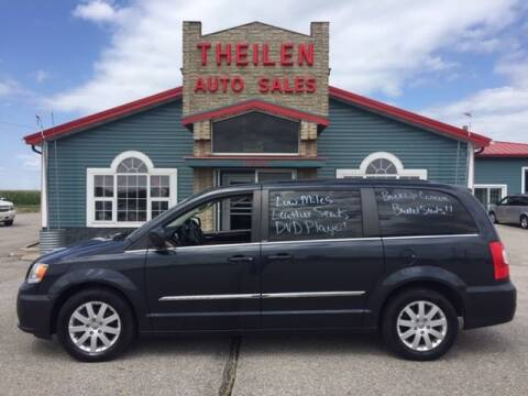 2014 Chrysler Town and Country for sale at THEILEN AUTO SALES in Clear Lake IA