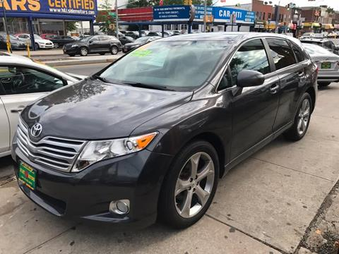 2011 Toyota Venza for sale in Jamacia, NY