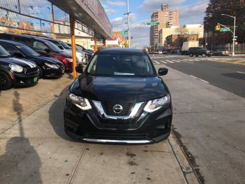 2018 Nissan Rogue for sale at Sylhet Motors in Jamacia NY