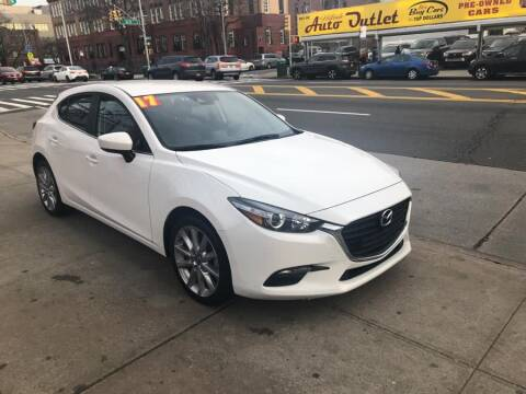 2017 Mazda MAZDA3 for sale at Sylhet Motors in Jamacia NY