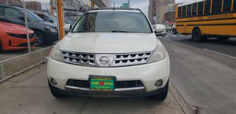 2007 Nissan Murano for sale at Sylhet Motors in Jamacia NY