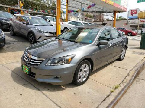2012 Honda Accord for sale at Sylhet Motors in Jamacia NY
