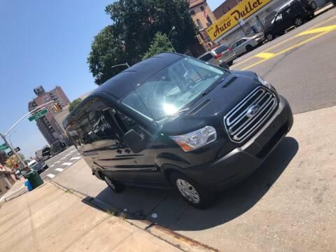 2019 Ford Transit Passenger for sale at Sylhet Motors in Jamacia NY