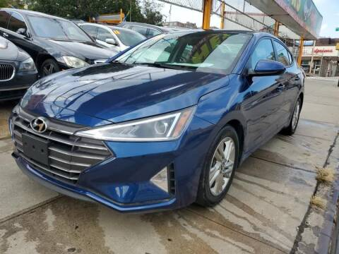 2019 Hyundai Elantra for sale at Sylhet Motors in Jamacia NY
