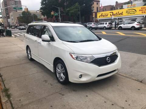 2012 Nissan Quest for sale at Sylhet Motors in Jamacia NY