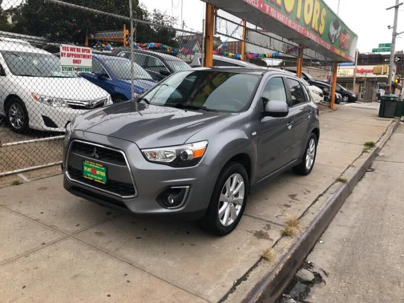 2013 Mitsubishi Outlander Sport for sale at Sylhet Motors in Jamacia NY